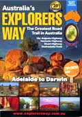 Australia's Explorers' Way - Adelaide to Darwin